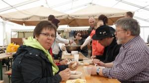 Maifest in Deszk